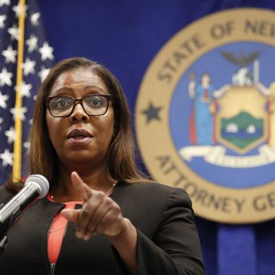 Fiscal de Nueva York demanda a la National Rifle Association