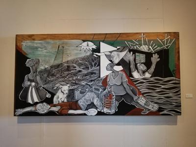 Expo Bayamon Guernica