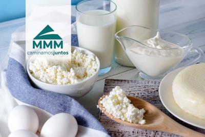 ¿Eres alérgico a la leche o al huevo?