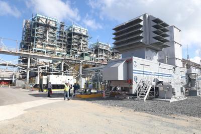 En operación mega generadores para cubrir emergencias
