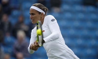 Mónica Puig debuta con victoria en el Abierto de Wimbledon