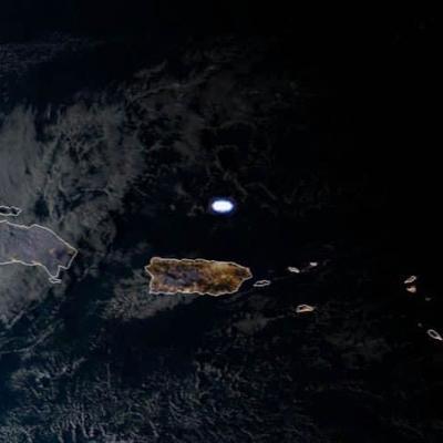"""¿Qué fue la """"bola de fuego"""" que se vio en el cielo en Puerto Rico?"""