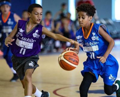 Federación de Baloncesto elimina los marcadores en las categorías menores