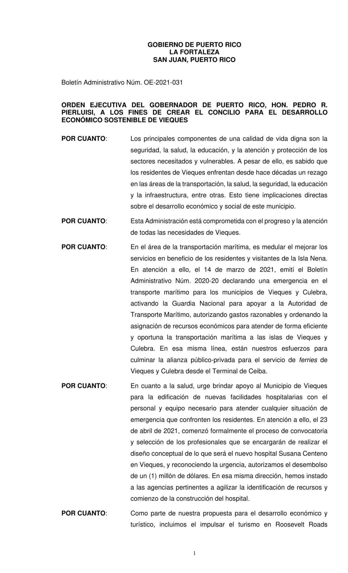 Concilio de Vieques