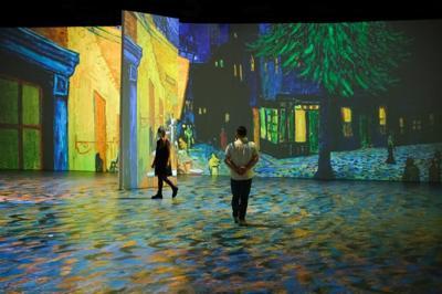 Beyond Van Gogh: The Immersive Experienc