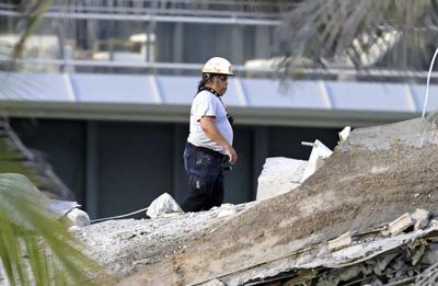 Solo resta por identificar a una víctima del colapso del edificio en Miami