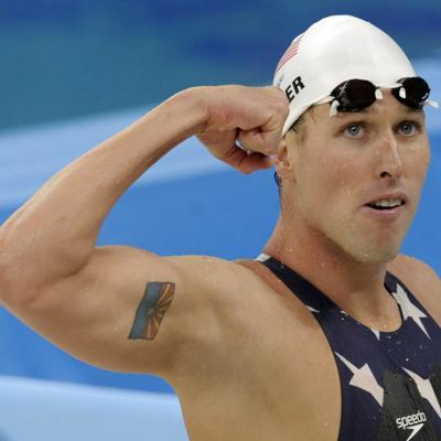 Liberan a nadador olímpico que participó en asalto al Capitolio