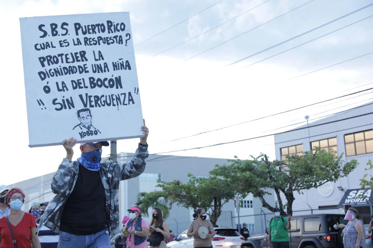 Protesta La Comay