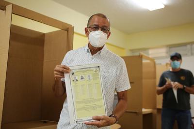 Betito Márquez pide sea certificado como el candidato con más votos