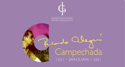 Instituto de Cultura Puertorriqueña promoción