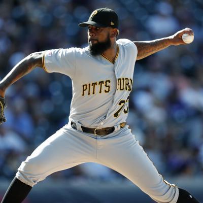 Arrestan lanzador de los Piratas de Pittsburgh