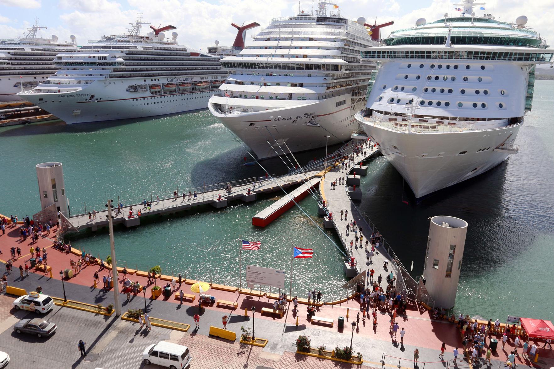 Turismo informa itinerario de cruceros en los próximos días