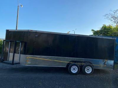 Recuperan 'food truck' hurtado en Hatillo