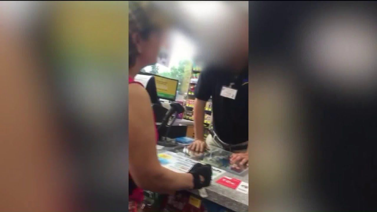 'ICE will come': Naperville gas station clerk suspended after viral Facebook video