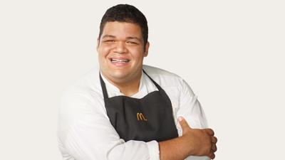 José Orta McDonalds Chef Selections