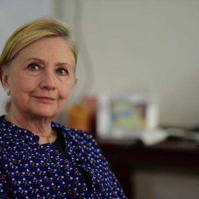 Hillary Cinton rechaza aspirar a vicepresidencia junto a Bloomberg