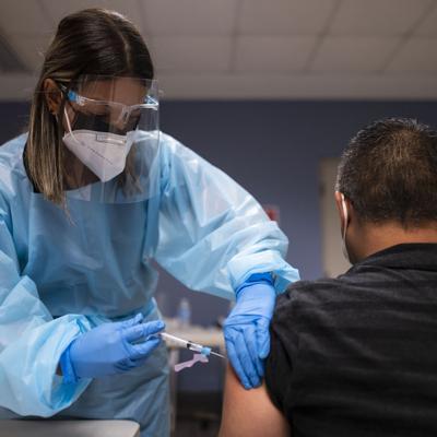 Para septiembre se alcanzaría la inmunidad comunitaria en Puerto Rico