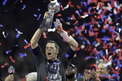 Brady repasará todos sus Super Bowls en documental