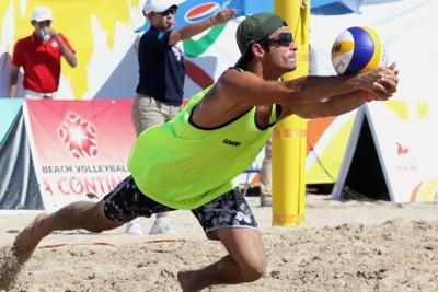 Voleibolistas de playa retomarán sus entrenamientos