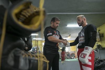 """Ricky Márquez & Christopher """"Pitufo"""" Díaz"""