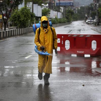 India suma más de 28,000 nuevos casos del virus