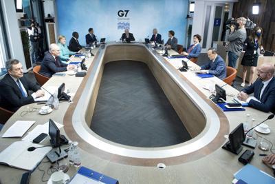 Líderes del G7 revelan plan para competir con China