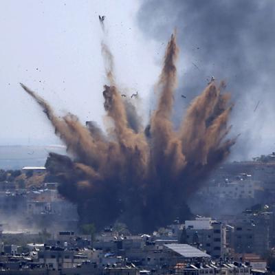 Hay 17 niños entre las víctimas de ataques contra Gaza