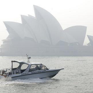 El humo invade Sydney en medio de incendios en Australia