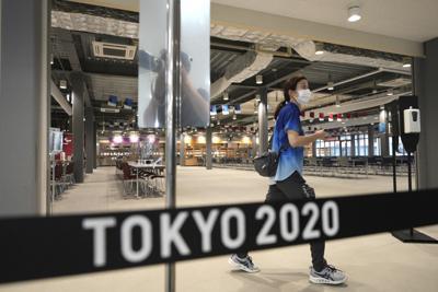 Juegos Olímpicos sin ambiente y casi surrealistas