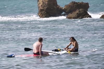 Exhortan a no visitar playas este fin de semana