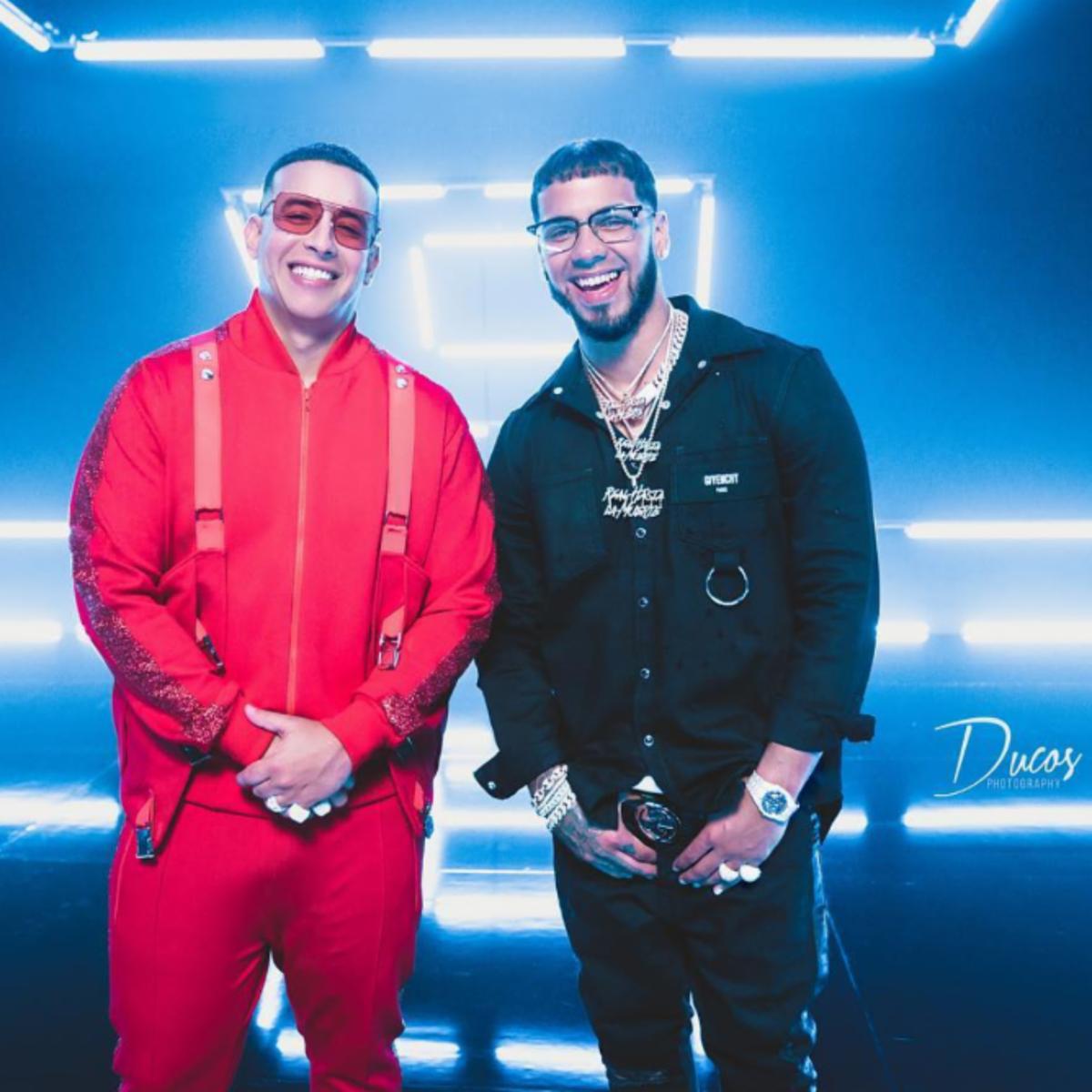 Lo nuevo de Daddy Yankee y Anuel AA   Escenario   elvocero.com