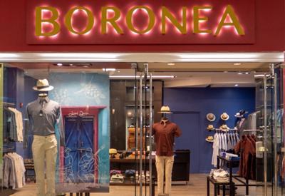 Boronea llega a Plaza Las Américas