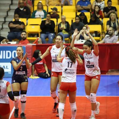 Liga Femenina de Voleibol adelanta su reunión