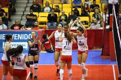 Cancelan torneo de voleibol femenino 2020