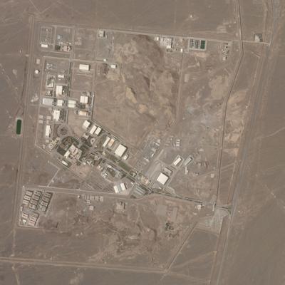 """Una instalación nuclear iraní sufre un """"sospechoso"""" apagón"""