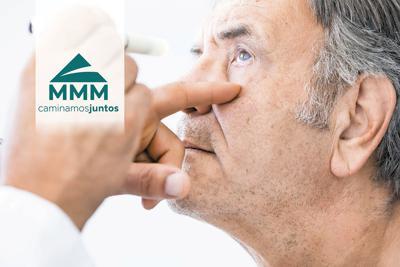 Échale un ojo al glaucoma