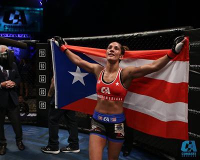 Amanda Serrano será Atleta del Año de la Parada Puertorriqueña