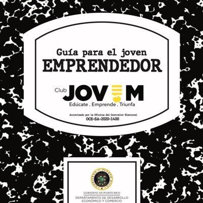 DDEC presenta Guía para el Joven Emprendedor