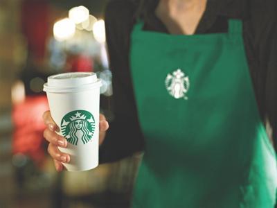 Starbucks regala café a los trabajadores de primera línea