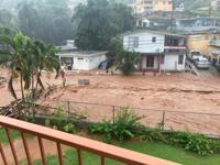 Más inundaciones y derrumbes en Mayagüez