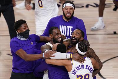Lakers conquistan el campeonato de la NBA