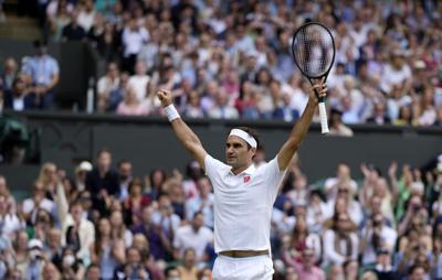 Wimbledon permitirá plena capacidad desde cuartos de final