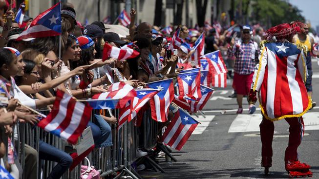 Parada puertorriqueña