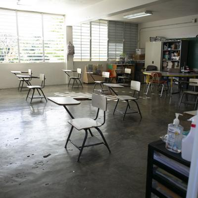 Educación reanudará clases presenciales este jueves