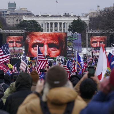 Hubo nexos entre campaña Trump y asalto al Capitolio