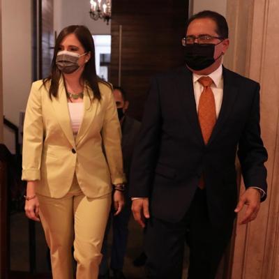 Senado pasaría juicio hoy sobre el nombramiento Eileen Vélez al DTOP