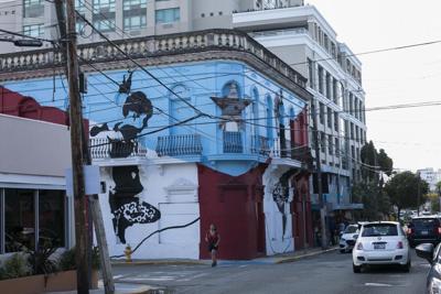 "Denuncian ""desorden"" en Calle Loíza"