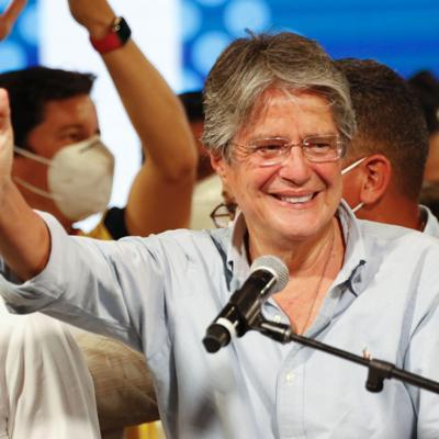 Ecuador: Confirman triunfo de Lasso en elección presidencial