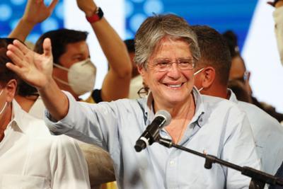 Ecuador Guillermo Lasso
