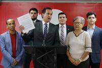 Valdés propone agenda de reconstrucción